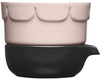 Sagaform Green Herb Pot - Pink