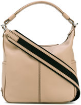 Tod's zipped shoulder bag - women - Calf Leather - One Size