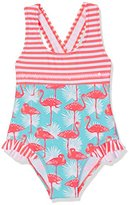 Billieblush Girl's Swimming Costume Swimsuit,2 Years (Manufacturer Size:02A)