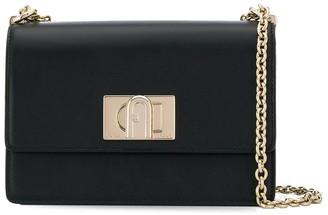 Furla Flip-Lock Crossbody Bag