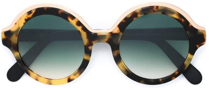 Cutler & Gross round frame sunglasses