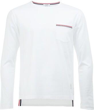 Thom Browne long sleeve T-shirt