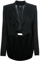 Jean Paul Gaultier cut-out tail jacket