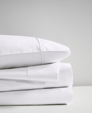 Simmons 600 Thread Count Cal King 4-Piece Cooling Cotton Sheet Set Bedding