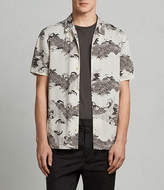 AllSaints Crane Short Sleeve Shirt