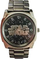 Star Wars Men's STW2306 Gun Metal Analog Watch
