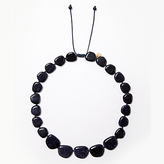 Lola Rose Quentin Necklace, Blue Sandstone