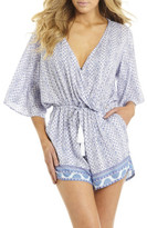 Sunseeker Budapest Wrap Playsuit