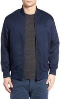 Fred Perry Men's Tramline Bomber Jacket