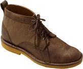 L.L. Bean Signature Chukka Boots, Leather/Canvas