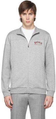BOSS Grey Skaz Sweater
