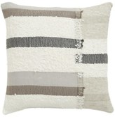 Nordstrom 'Collector' Stripe Mixed Media Pillow