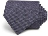 Armani Collezioni Heathered Stripe Classic Tie