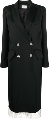Giuseppe di Morabito Double-Breasted Tailored Coat
