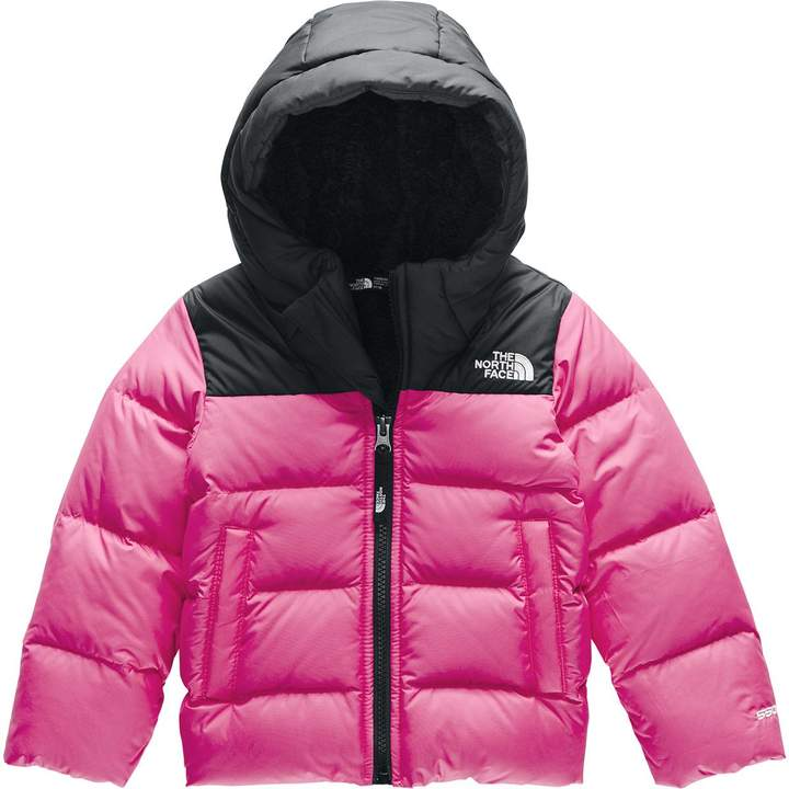 87404a947 Moondoggy Hooded Down Jacket - Toddler Girls'