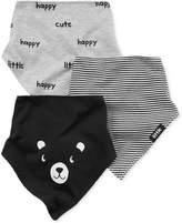 Carter's 3-Pk. Panda & Prints Bandana Bibs, Baby Boys