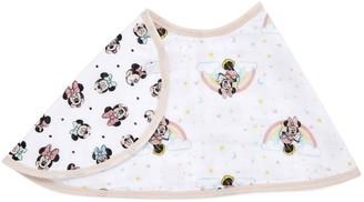 Aden Anais Disney's Minnie Mouse Rainbows Burpy Bib by aden + anais Essentials