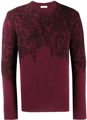 Etro knitted wool sweater
