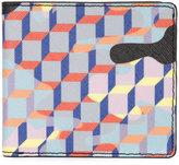 Pierre Hardy printed bifold wallet