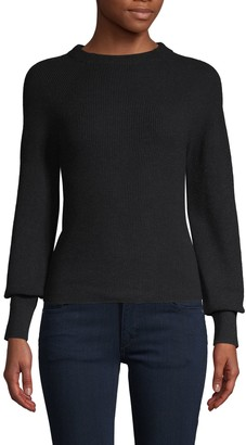525 America Ribbed Crewneck Sweater