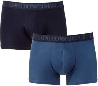 Emporio Armani Men's 2-Pack Boxer Briefs