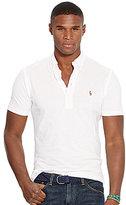 Polo Ralph Lauren Short-Sleeve Knit Oxford Shirt