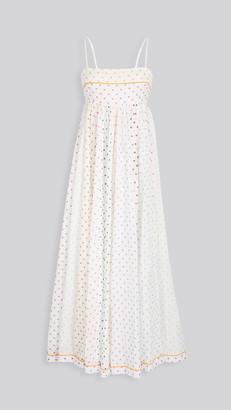 Zimmermann Bellitude Midi Dress