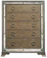 Pulaski Karissa Drawer Chest in Light Brown