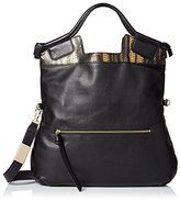Foley + Corinna Women's Mid City Convertible Top Handle Tote with Removable Strap