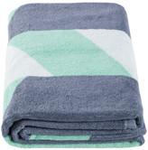Kas Finnley Aqua Bath Towel