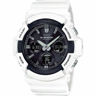 Casio Men's G-Shock Japanese Quartz Watch with Resin Strap