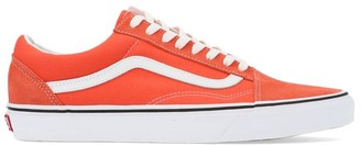Vans Lace Up Low Top Sneakers