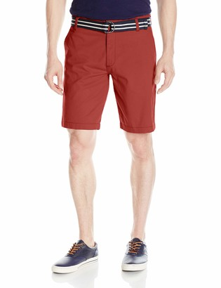 Lee Men's Walker Flat Front Short
