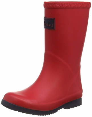 Joules Boy's Welly Print Wellington Boots