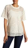 Paul & Joe Sister Beluga Crochet Lace Blouse