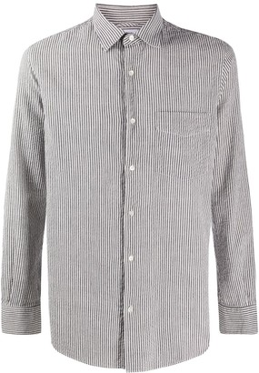 Aspesi Long Sleeved Cotton Shirt