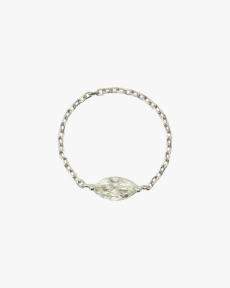 Yi Collection Diamond Supreme Marquise Chain Ring
