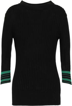 Dagmar House Of Ribbed-knit Top