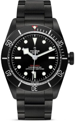 Tudor Black Bay Stainless Steel Dark Watch 41mm