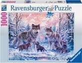 Ravensburger Arctic Wolves 1000 Piece Puzzle