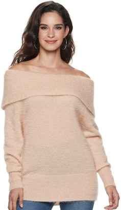 JLO by Jennifer Lopez Women's Knitted Pullover