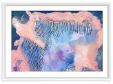 PTM Images Coral Strokes Wall Art - 100% Exclusive