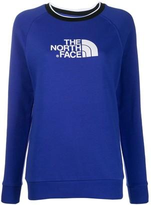 The North Face Contrast Collar Sweatshirt