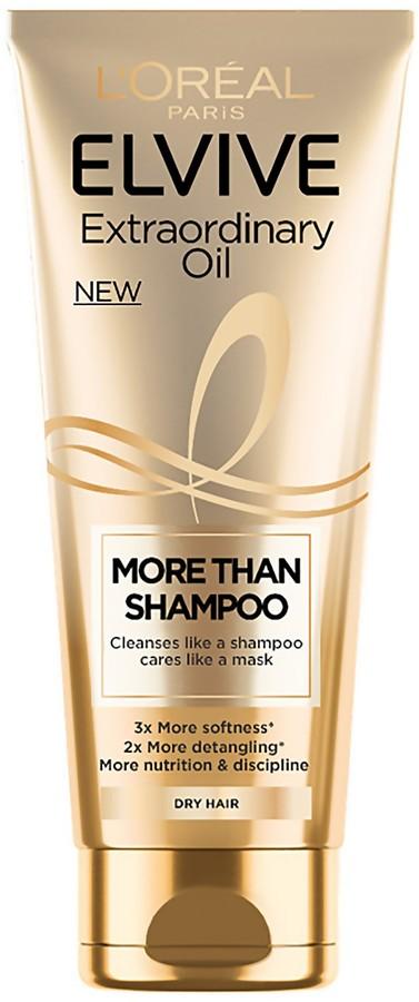 L'Oreal Elvive Extraordinary Oil More Than Shampoo Intense Care 200ml