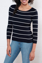Only Striped Pullover