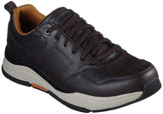 Skechers Mens Benago - Treno Oxford Shoes Round Toe
