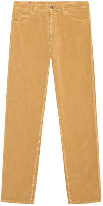 Gucci Corduroy Pant in Camel | FWRD