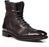 John Varvatos Collection Fleetwood Vintage Boots