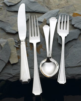 "Horchow 46-Piece ""Fairfax"" Sterling Silver Flatware Service"