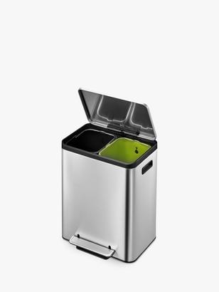 EKO Ecocasa Recycling Pedal Bin, 30L